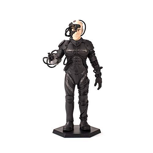 QMx Star Trek TNG Locutus of Borg Mini Master Latinum Edition Figure