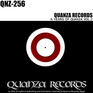 6 Years Of Quanza Vol.2