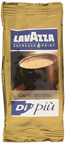 Lavazza Espresso Point Capsule Bevanda al Caffè con Ginseng, 25 Astucci da 2 Capsule, 50 Capsule