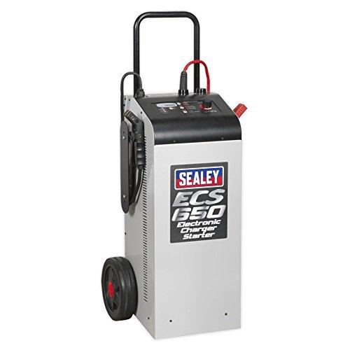 Sealey Ecs650 Electronic Chargeur Starter 100/650 a 12/24 V