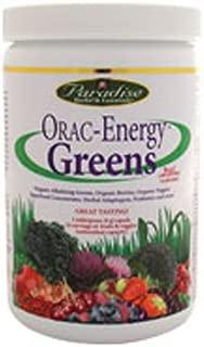 Paradise Herbs Orac Energy Greens - 12.8 oz