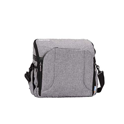 Buy Discount RUMIAO Baby Portable Booster Stroller Bag,Grey