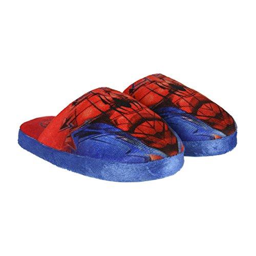 Zapatillas de Estar Por Casa Spiderman 8500 (talla 32-33)