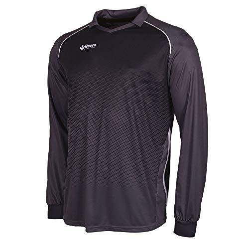 Reece Mission Goalkeeper Hockey Torwart Trikot schwarz-anthrazit Kinder Black/Anthracite, 164/S