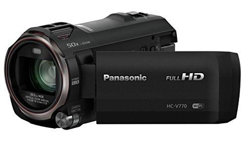 PANASONIC HC-V770 HD Camcorder Black