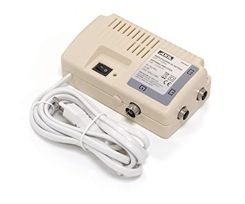 Engel axil AM0348E-Amplificador Interior für TV (UHF/VHF) salidas Con 2