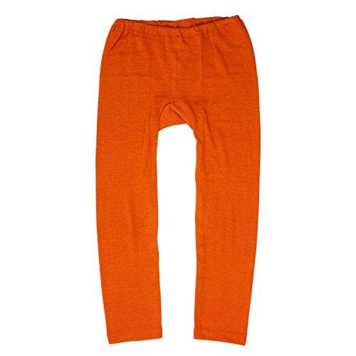 Cosilana Kinder Unterhose Größe 116 in Safran-Orange