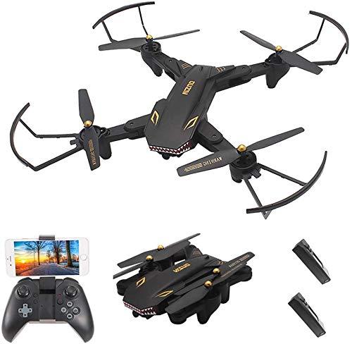 18-20 minuten lange vliegtijd WiFi FPV-drones met 720P HD-camera Live video RC Quadcopter met 3 snelheden instelbaar,hoogte vasthouden,zwaartekrachtsensor Drones voor kinderen Beginner Kinderen
