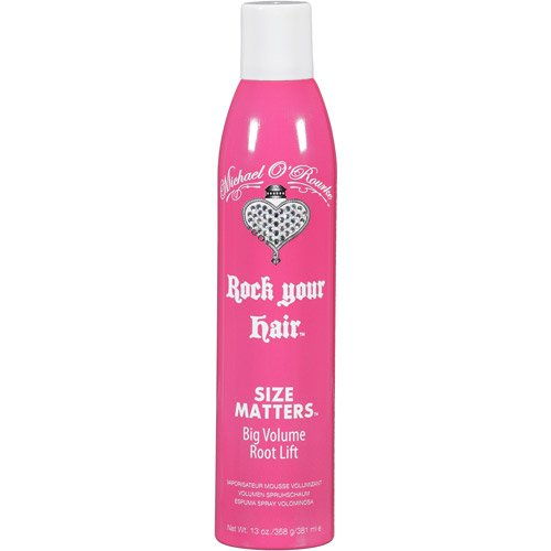 Rock Your Hair Size Matters Root Pump Mousse, 13 Ounce
