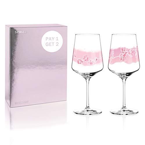 RITZENHOFF 6010001 SPRIZZ Aperitifglas-Set, Glas, 544 milliliters