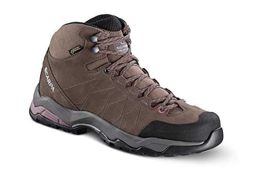 Scarpa Damen Moraine Plus Mid GTX Schuhe Wanderschuhe Trekkingschuhe