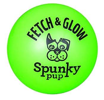 Beldorado Am-ricains Dog Toys 1947 Grand Fetch et Glow Boule