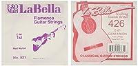 LaBella 426 Stainless Steel クラシックギター Strings, Medium アコースティックギター アコギ ギター (並行輸入)