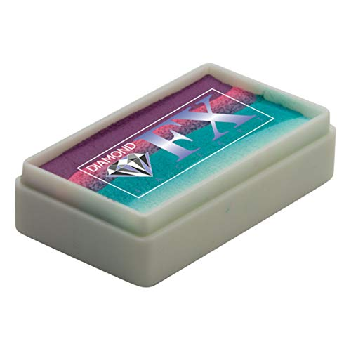 Diamond FX Split Cake - Twisted Pastels , Medium...