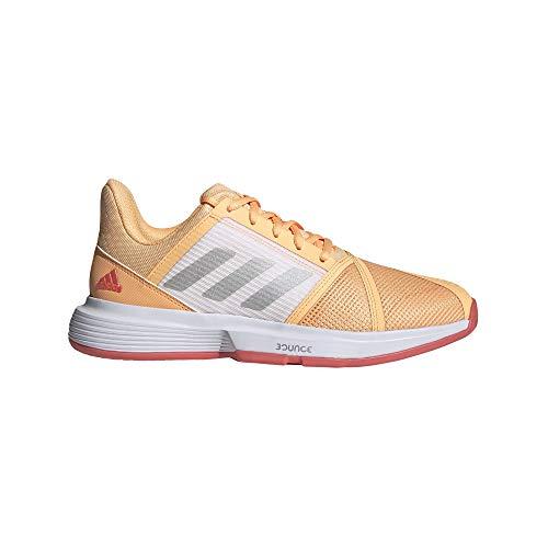 adidas CourtJam Bounce W, Zapatillas de Tenis Mujer, NARACI/Plamet/ROSBRU, 39 1/3 EU