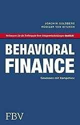Rüdiger Von Nitzsch: Behavioral Finance: Gewinnen Mit Kompetenz