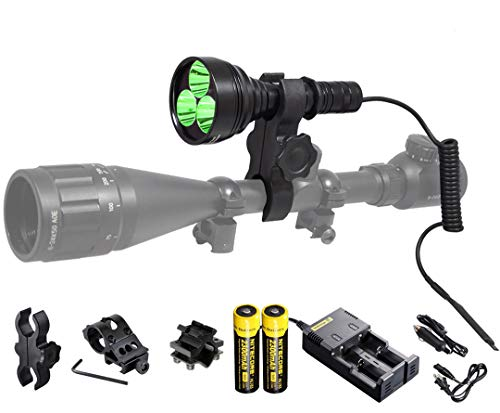 700 Lumen Long Range Night Hunting Light