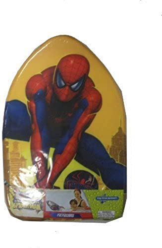 Spider-Man Kickboard - Enfant Taille by Big Time Swim (English Manual)