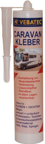 Vebatec - Caravan Kleber 290ml Weiss (4,45 €/100 ml)