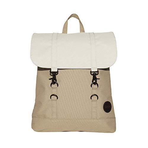 ENTER Damen Rucksack City Backpack naturweiß One Size