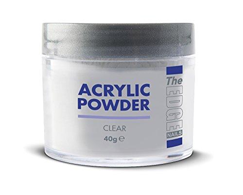 The Edge Acrylic Powder Clear 40g - 2001102
