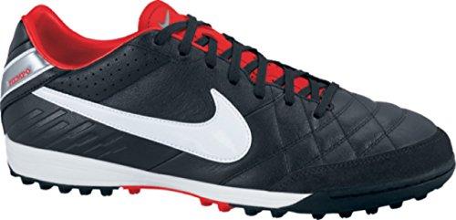 Nike Tiempo Mystic IV 454314 010 TF Schwarz, Größe:40.5;Farbe:schwarz