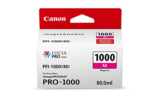 CanonInk Lucia PRO PFI-1000 Magenta Individual Ink Tank