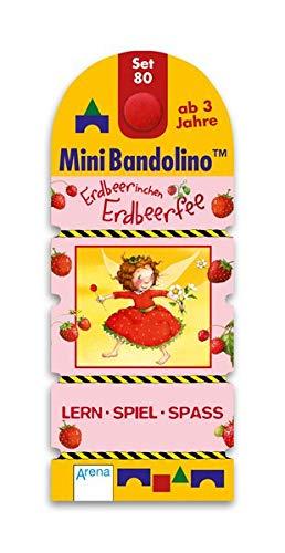 Mini Bandolino Set 80. Erdbeerinchen Erdbeerfee