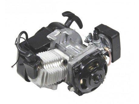 Pocketbike Motor 49ccm Dirtbike 49cc Kupplungsglocke + Luftfilter + Kupplung 49cc Dirtbike Motor Mini Quad ATV 3,5PS