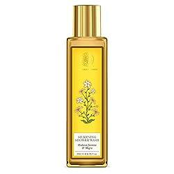 low poo products ~ Forest Essentials Madurai Jasmine and Mogra Silkening Shower Wash