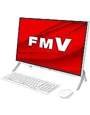 富士通 23.8型デスクトップパソコン FMV ESPRIMO FH70/E3(Core i7/ 8GB/ 512GB SSD/DVDドライブ)Microsoft Office Home & Business 2019 FMVF70E3W