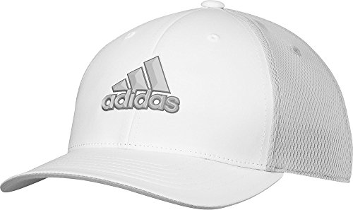 adidas Climacool Tour Casquette Homme, Blanc, FR : S (Taille Fabricant : S/M)
