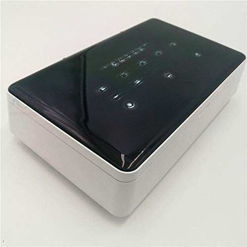 CMWL mobiele telefoon stereo voor mobiele telefoons, intelligente desinfectie van mobiele telefoon AddWirelessCharger Wit
