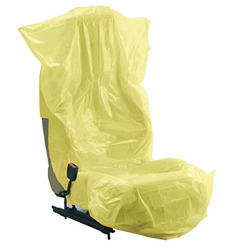 1 Compactrolle (250 Stück) Standard Schonbezüge für Autositze gelb I Horn und Bauer I Lackierzubehör Lackieren Lackierzubehör Lack