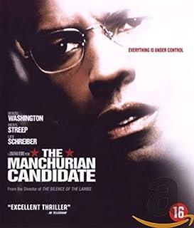 The Manchurian Candidate (Blu-Ray) 2008