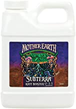 Mother Earth HGC733944 Subterra Root Booster 0-1-1 Liquid Plant Supplement for Transplants and Starts, Pint, Natural