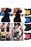 SESSRYMNIR Waist Belt Premium Stomach Wrap, Tummy Trimmer, Weight Loss Belt for Men and Women