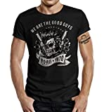 Rockabilly Geschenk T-Shirt zum 50. Geburtstag - Born in 1970 - We Are The Good…