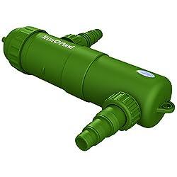 professional TetraPond UVC-9 GreenFree UV Clarifier Up to 1800 gallons, 9W