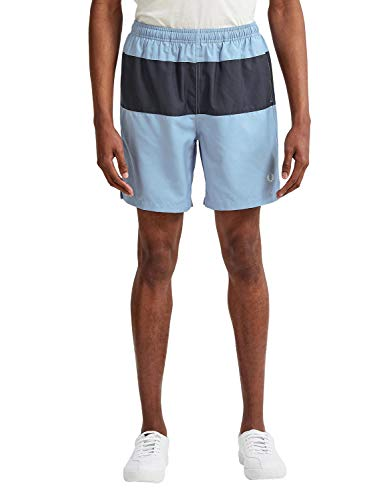 Fred Perry Panelled Schwimmshort Herren