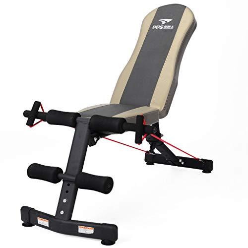 zitbank opvouwbare fitness trainingsbank voor volledige lichaamsbeweging, verstelbare trainingsbank -door BOBE SHOP