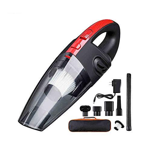 avis aspirateur sans sac 60 millions professionnel Aspirateur à main GTRR 120W 4000Pa (avec filtre HEPA) Mini batterie USB portable…