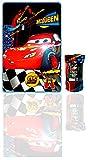 Kids Blanket,Official Disney Car Blanket, Soft Touch Fleece Blanket(120 x100cm)