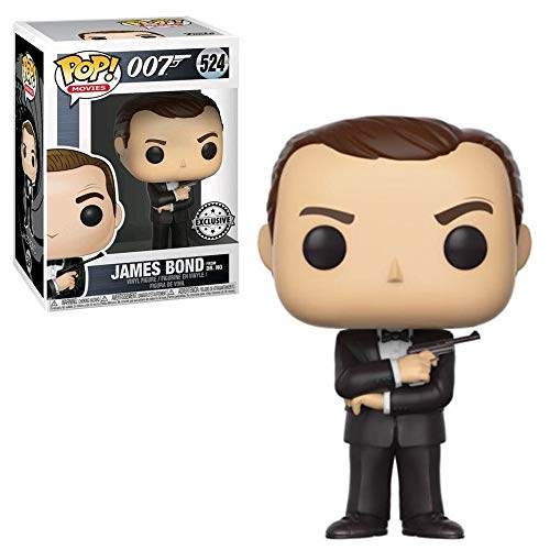Funko Pop! Movies 007 James Bond from Dr. No (PS4//xbox_one/)