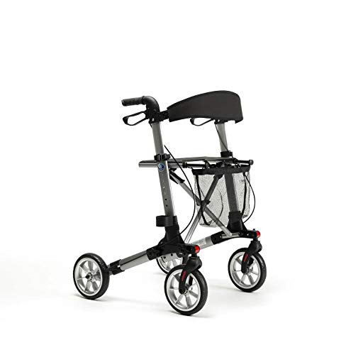 Rollator modern lichtgewicht model Quadri Light