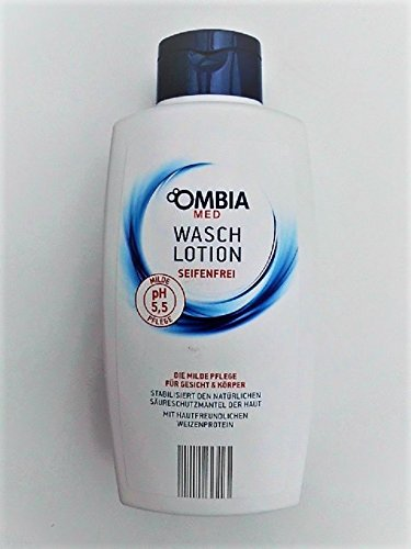 OMBIA Wash Lotion Mild Pflege 500ml