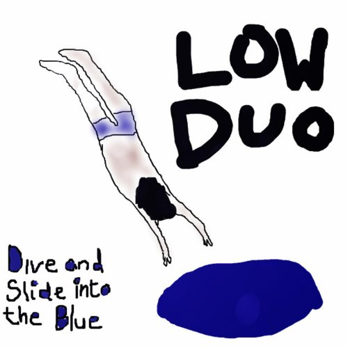 Dive and Slide Into the Blue