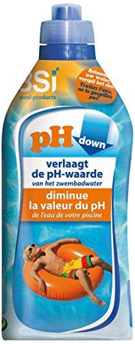 Bsi PH Down Flüssigkeit für verringern PH Schwimmbad-1L