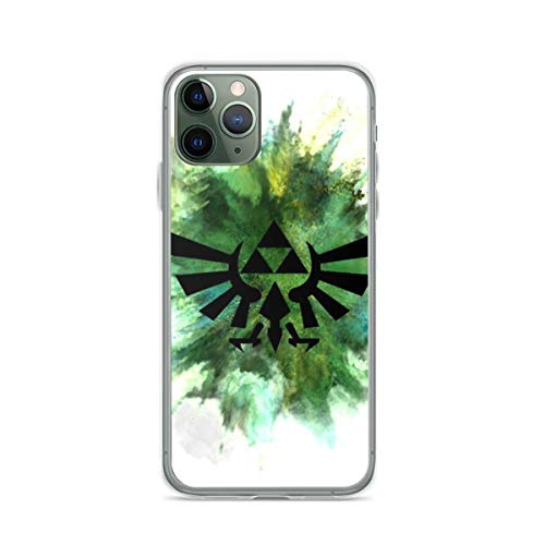 Phone Case The Legend of Zel-da Compatible with iPhone 6 6s 7 8 X XS XR 11 Pro Max SE 2020 Samsung Galaxy Funny Accessories Tested