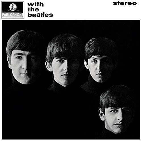 With the Beatles [Vinilo]
